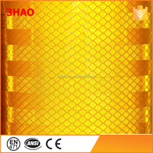 China printable industrial signs sheeting film prismatic retro-reflective