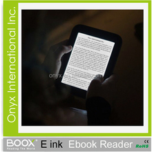 top selling products in alibaba wholesale front light ebook ereader