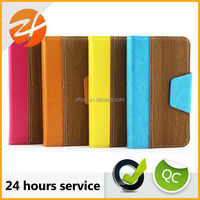 New arrival Double color mix waterproof leather case for Samsung galaxy S3 i9300