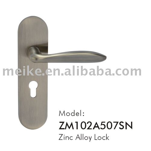 Handle(Door Lock Part,Lever Handle )( ZM102A507SN)