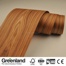 Hot Selling!! Flat Cut Crown Morado Santos Rosewood Recomposed Wood Veneer Sheet for Flooring and Door Skin