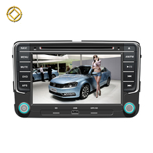 Radio Stereo 2GB RAM Android 7.1 car multimedia player For VW Magotan Volkswagen Passat B6 B7 CC 2012-2015