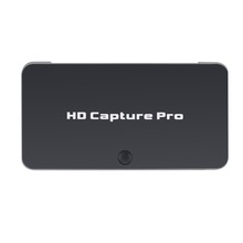 1080P HD 1080P HD Video Capture Support HDCP / IR / Playback Mode and More - Black