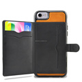 Wallet Case with Credit Card ID Holders Kickstand Protective shockproof leather Wallet Case for iPhone 7/8