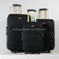Polo EVA trolley luggage set, 3pcs exteral luggage set