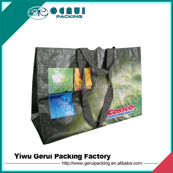 recycled jumbo laminated polypropylene bag