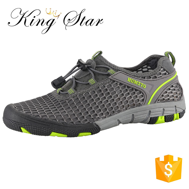2017 Newest Design Humtto Comfortable Hill Rock Climbing Safety Sport Shoes For Men