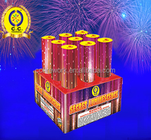 high quality 100 shots fireworks cake for wholesale
