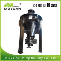 Mineral Processing Slurry Handling Vertical Slurry Pump for Froth