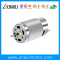 High speed high torque dc motor CL-RS390PM 6V for home appliances