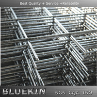 Good Quality Deformed Steel Bar Welded Wire Mesh with Competitive Price