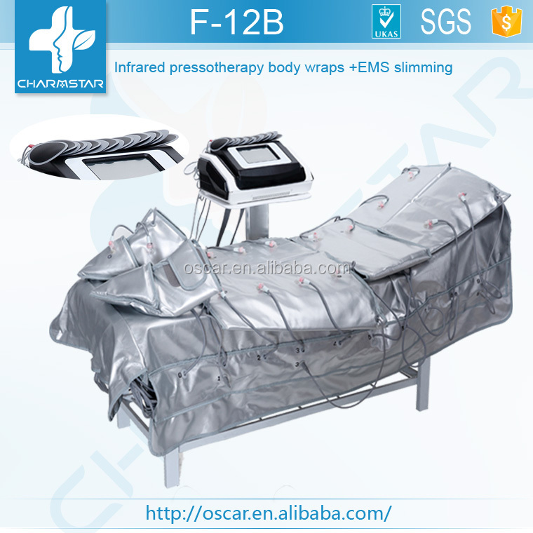 pressotherapy lymphatic ems muscle stimulator physiotherapy equipment / infrared physiotherapy equipment