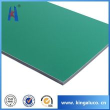 Material for wall corrugated plastic outdoor sign panel