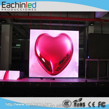 P2 small pitch SMD Indoor Full Color LED Screen