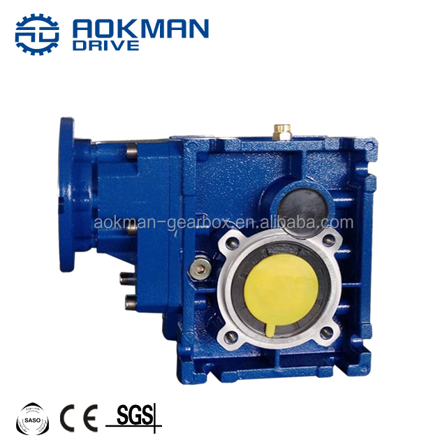 AOKMAN KM Series 1:40 Ratio 90 Degree Hypoid Gearbox