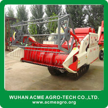 Modern agriculture equipments for wheat paddy combime harvester with heavy duty