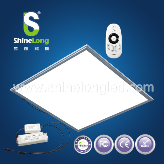 Wholesale price Ultra Thin high LED CRI80 50w 40w 1200x600, 300x300 Dimmable ceiling panel light with emergency