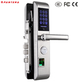 2017 High Quality Smart Card Electronic Password Keyless Digital Locks Fingerprint Door Lock from Guangdong