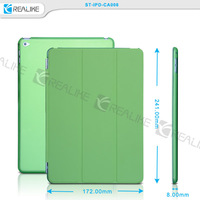 sublimation flip leather book style tablet case for ipad 4, for ipad 2/3/4 stand cover