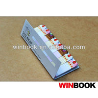 Cute Cartoon Cake Sticky Note Pad