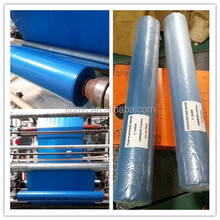 Waterproof blue builders film 2mx100m