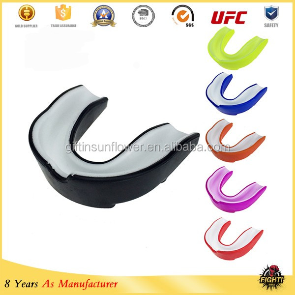 Sports best quality new design Boxing Gum Shield/Mouth Guard