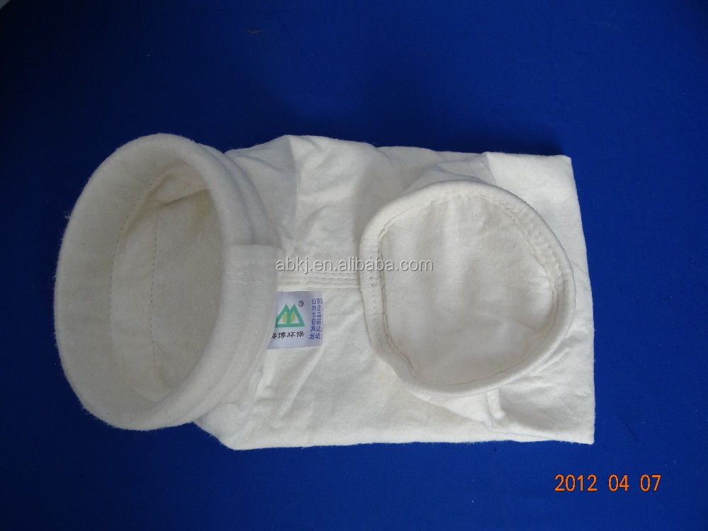 China factory supply High temperature resistance PTFE filter bag
