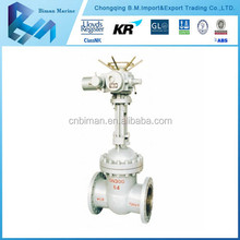 Non-Rising Stem Wedge Gate Valve