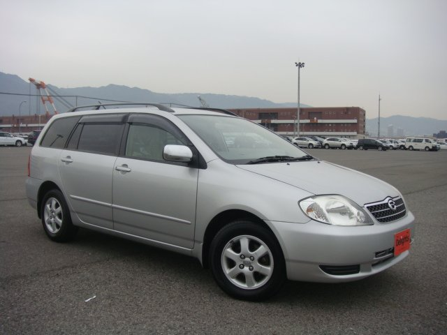 TOYOTA COROLLA FIELDER 2002/02 MODEL used car