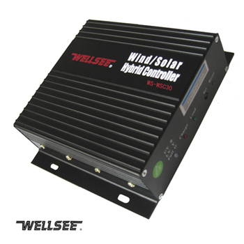 WS-WSC15 30A Wellsee wind solar hybrid charge controllers