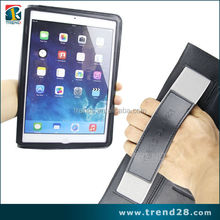 hot selling high quality tablet stand pu leather case for ipad air