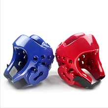 Martial arts equipment dip mold taekwondo head guard