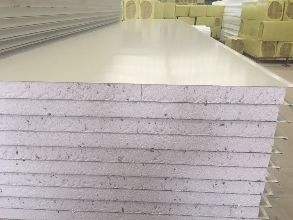 Prefab sandwich panel foam eps sandwich wall panel