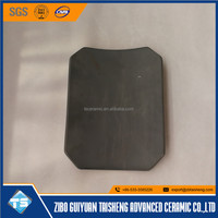Arc Shaped Silicon Nitride Plate Big