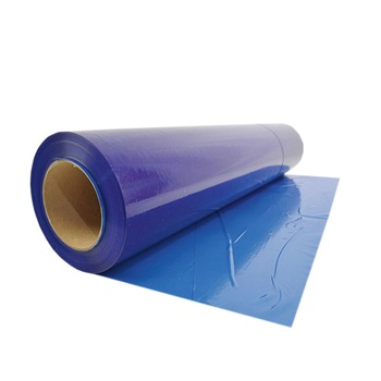 Electrostatic adsorption protective film PE electrostatic film using in organic glass