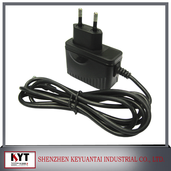 5V1A usb tablet charger 110v dc power supply with kc,fcc,ce,rohs