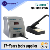 ESD 90W Quick 236 lead free soldering station with soldering iron