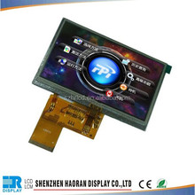 TFT LCD Display + Touch Panel + PCB Adapter For 4.3inch Meter LCD