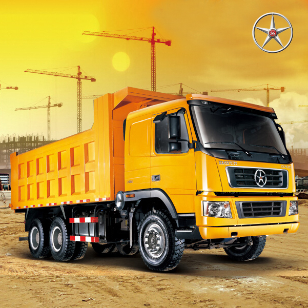 DAYUN 6*4 heavy trucks, high quality right hand driving vehicle Dumper Truck for Sale