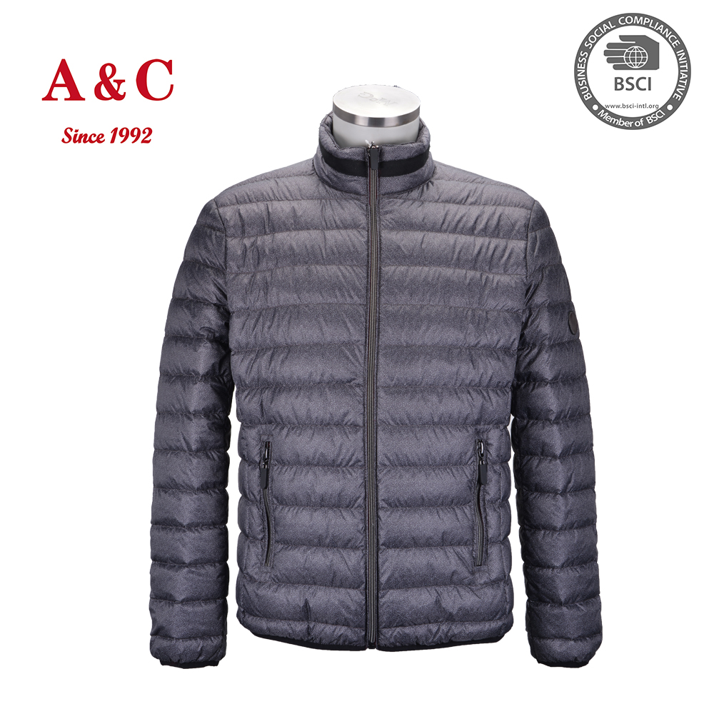 Hot Light Weight Man Quilted Padding jacket