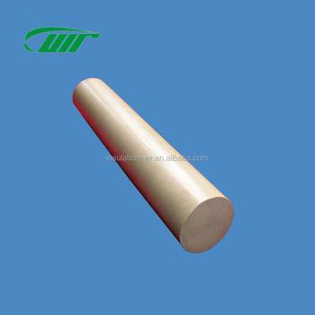 Custom High Density Peek Pa6 Nylon Round Bar Stick Plastic