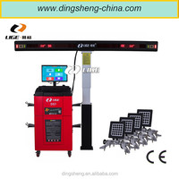 products offer 3d wheel alignment machine alignment machine Tire repair tools DS-7