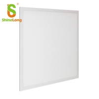PMMA LGP Ultra thin led panel 600x600 40w 5 years warranty