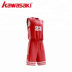 For sale sublimation youth reversible basketball uniforms