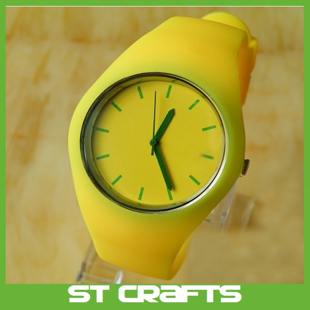 HOT!New Super Slim Magic Hidden Color Storm Touch Screen LED Watch Digital Colorful Silicone unisex Sports Watches