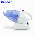 Wet and Dry Car vacuum cleaner to clean dust mite at home batteries rechargeable dust free vacuums