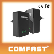 COMFAST CF-WP500M 500Mbps homeplug plc mini powerline ethernet adapter 500m
