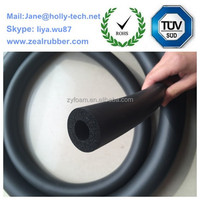 NBR/PVC rubber foam tube for air condition