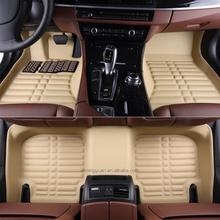 Cheap high quality 2016 new design car mat / cargo floor liners 3d custom fit