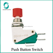 PBS-65 DS-438 12MM SPDT NO NC 16A Momentary Push Button Micro Switch